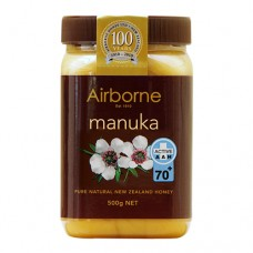 Airborne Active AAH+ Manuka Honey 70+ 250 grams